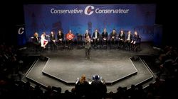 Tory Candidates Try To Woo Party's Heartland At Edmonton
