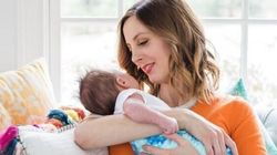 Eva Amurri Martino Responds To Criticism Of Son's Head