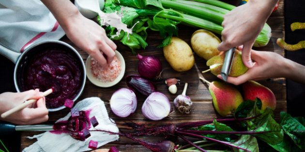 A Plant-Based Diet Is A Resolution You'll Actually Want To
