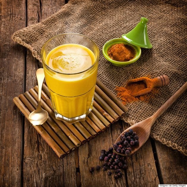 Turmeric 'Golden Milk' Is The Health Drink Trend You Need To