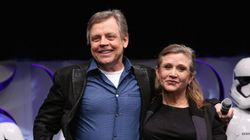 Mark Hamill Pens Moving Carrie Fisher