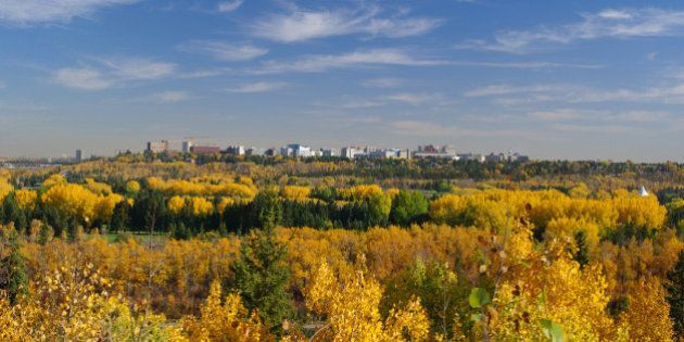 Founded in 1908, the UofA is located at Edmonton, Alberta.