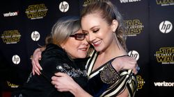 Carrie Fisher's Daughter Breaks Her Silence After Devastating