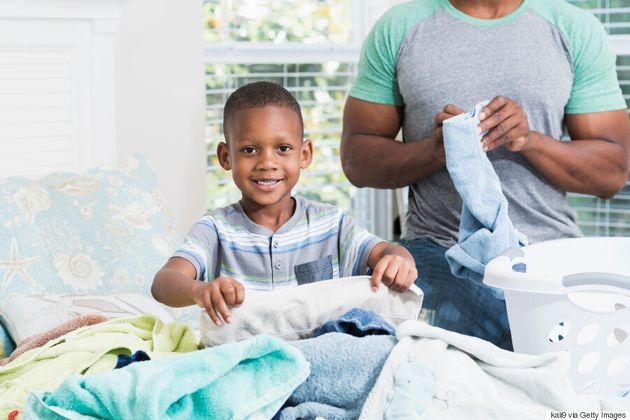 Kids Who Do Chores Are More Successful Than Those Who