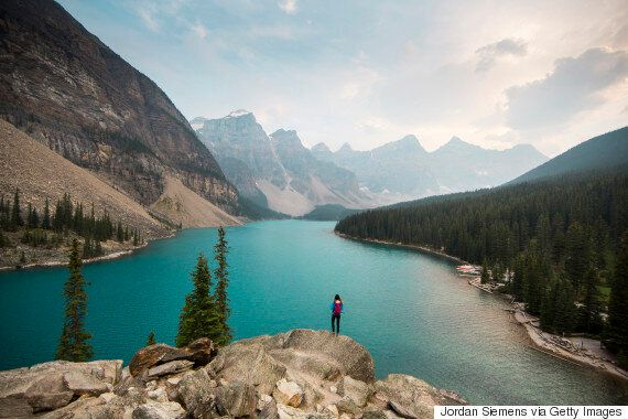 Canadian National Parks Free Entry In 2017 Worries