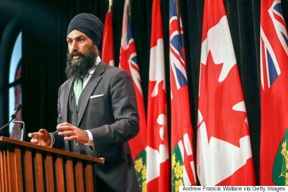 Jagmeet Singh Is A Young, Photogenic, Confident Politician. Sound