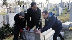 Hundreds Of Gravestones Smashed At Jewish Cemetery In