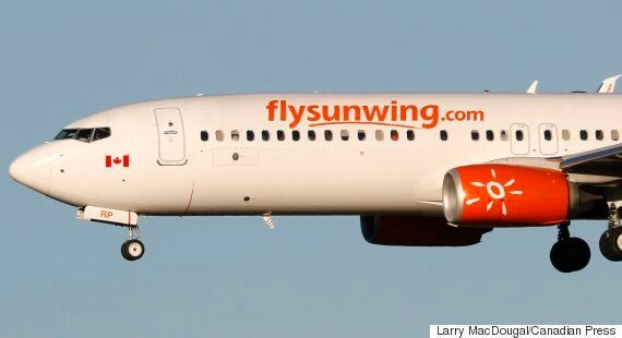 Sunwing Pilot Arrested At Calgary Airport After Passing Out Drunk In