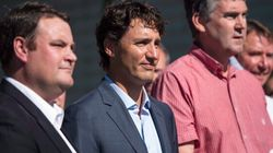 Trudeau's Liberals Face Rumblings Of Anger Out