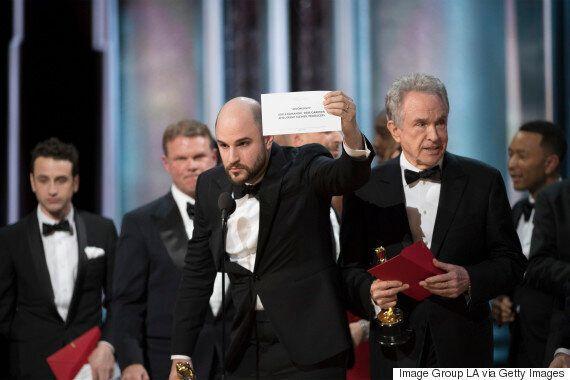 The Award For Grace Goes To 'La La Land' Producer Jordan