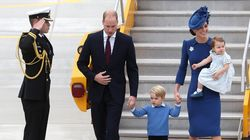 Prince George And Princess Charlotte Take Canada By