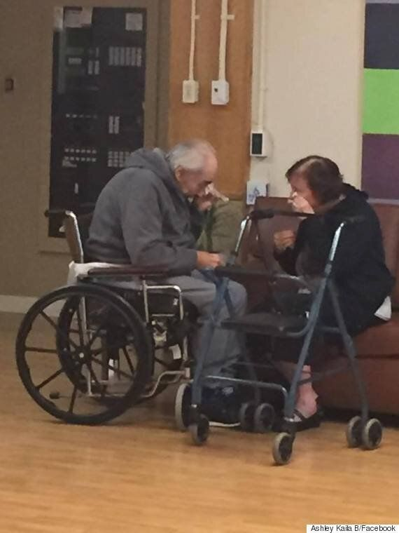 Elderly B.C. Couple That Was Forced To Live Apart