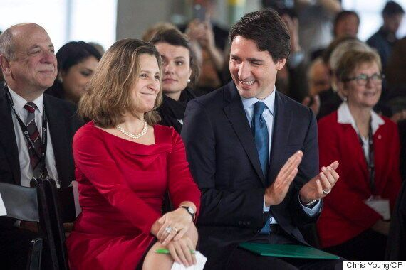 From Chrystia Freeland To Maryam Monsef, Pundits Weigh In On Trudeau's Cabinet