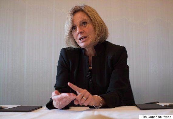 Rachel Notley Set To Take Hammer, Saw To Alberta Economy In