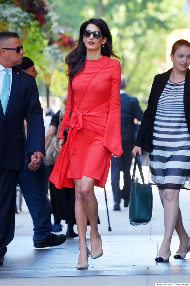 Best Dressed Of The Week: Amal Clooney, Amal Clooney And Amal