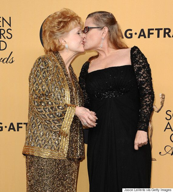 Debbie Reynolds' Last Words: 'I Want To Be With