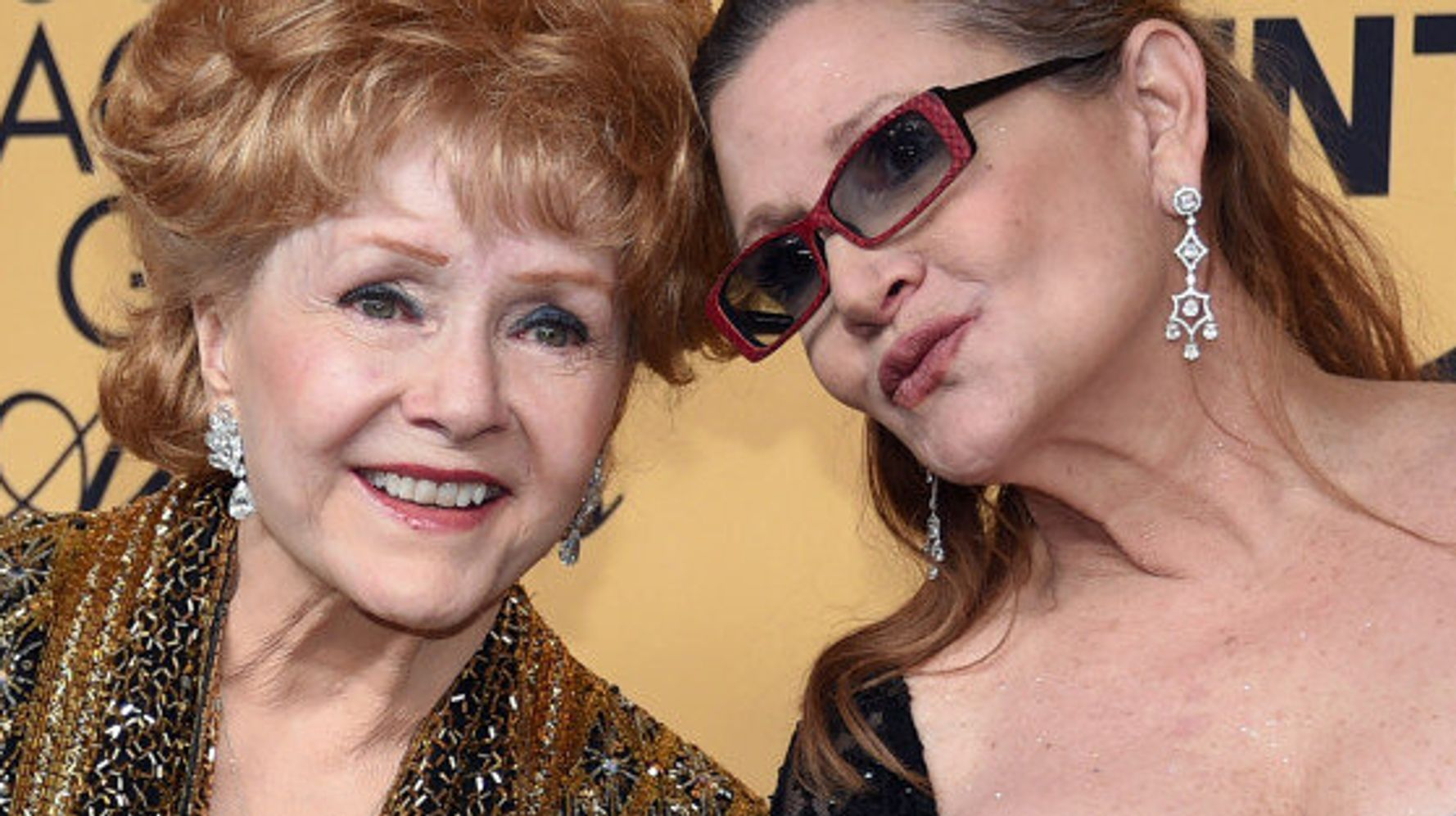 Debbie Reynolds' Last Words: 'I Want To Be With Carrie ...