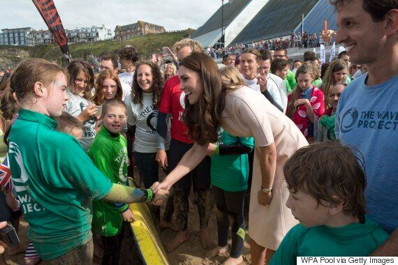 Dear Duchess Kate, Let's Rewrite The Story On Kids' Mental
