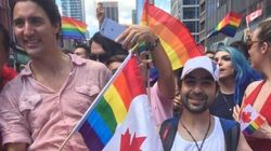 A Gay Refugee's Journey From Syria To Marching Next To