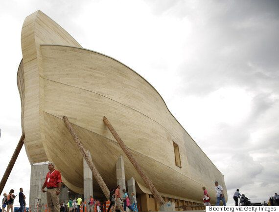 Noah's Ark To Be Built As Part Of Biblical Theme Park Near Moose