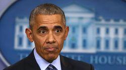 Trump Accuses Obama Of Putting 'Inflammatory' Roadblocks In His