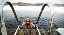 The Polar Bear Dip Is A Truly Canadian Rite Of