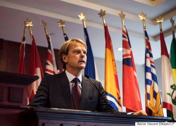 Chris Alexander, Former Immigration Minister, Aiming To Join Tory Leadership