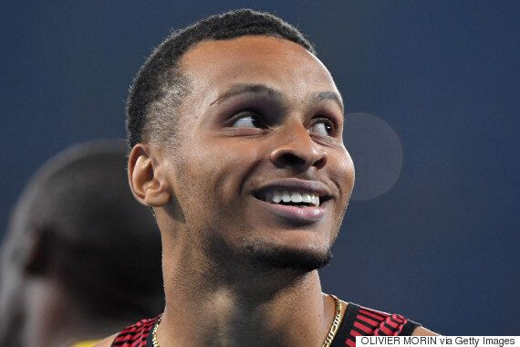 Andre De Grasse Voted Canadian Press Male Athlete Of The