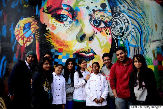 Sheroes Hangout Cafe Is Run Entirely By Acid Attack