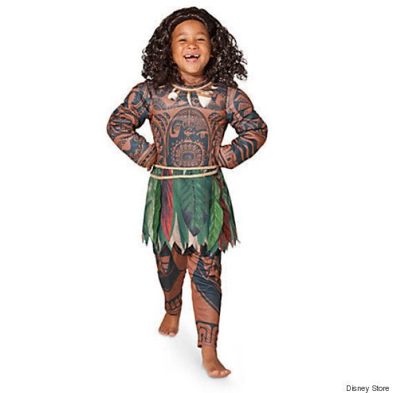 Moana Costume: Disney Responds To Internet Outrage Over Halloween