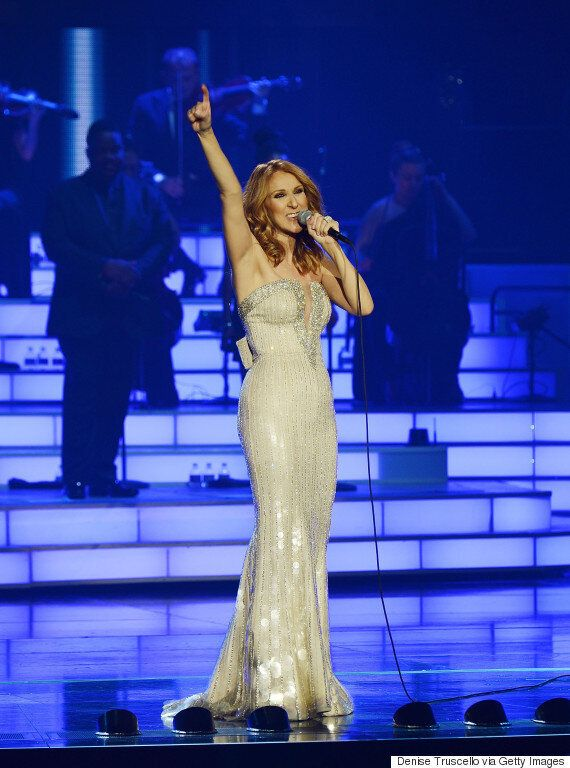 Céline Dion Reflects On Her Year Without René