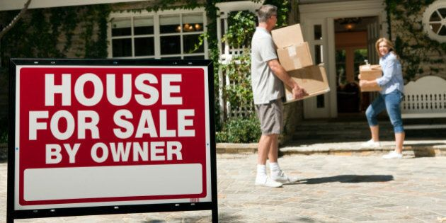 Downsizing Your Home Takes An Emotional