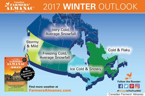 Canada Winter Forecast 2017 Is A Grim One,