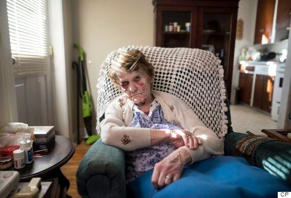 85-Year-Old Halifax Woman Dragged, Beaten In Home