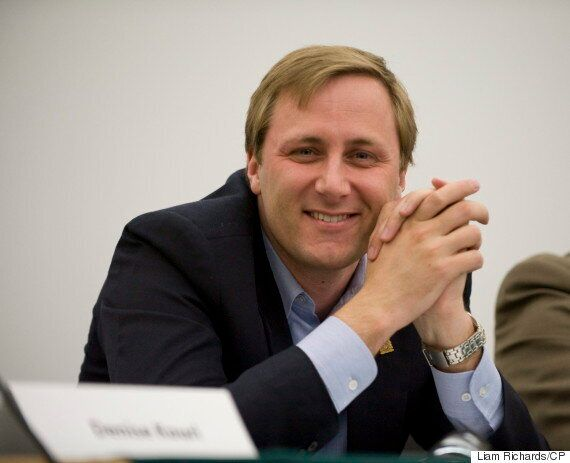 Brad Trost, Tory MP, Compares Ontario's Sex-Ed Curriculum To Residential