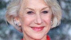 Helen Mirren Wishes Not Wearing Makeup Was