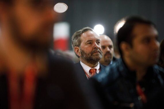 Thomas Mulcair May Have Lost By Trying To Have It Both Ways: