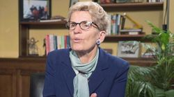 Wynne Asks Why Ontarians Are Drinking Bottled Water At