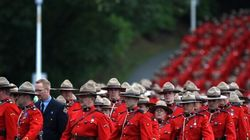 Thousands Of Officers Say Goodbye To Fallen B.C.