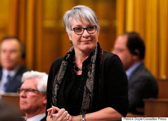 Patty Hajdu: $1.1M Offices Will Benefit Women,