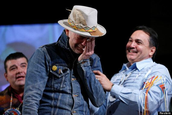 Gord Downie Named 2016 CP Newsmaker Of The