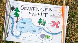 13 Spring Scavenger Hunts To Entertain Your