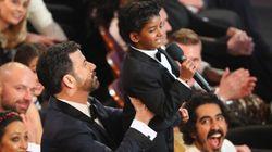 'Lion King' Moment At Oscars Sparks
