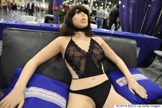 Sex With Robots Is 'Just Around The Corner' Experts