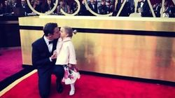 Jeremy Renner Should've Won An Oscar For Best Dad