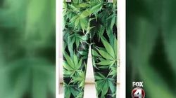 Marijuana Leggings For Toddlers Spark