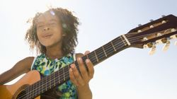 Give Your Child The Gift Of Music This