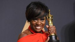 Viola Davis Made History With Her Oscars