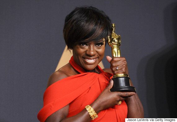 Viola Davis Is First Black Woman To Earn Oscar, Emmy, Tony After 'Fences'