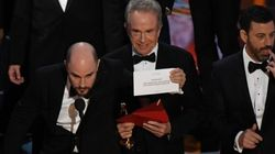 The Last 30 Seconds Of The Oscars: Already Immortalized In